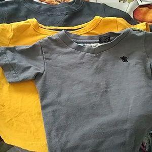 3 boys shirts